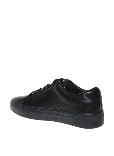 Limon Company Desenli Kadın Düz Ayakkabı Siyah